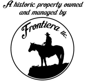 Frontiera Logo and Tag